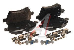 Колодки тормозные MINI Countryman (R60),Paceman (R61) передние (4шт.) OE 34119804735