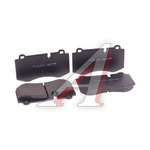 Колодки тормозные MERCEDES E (W211),S (W221) передние (4шт.) HSB HP5147, A0044208020