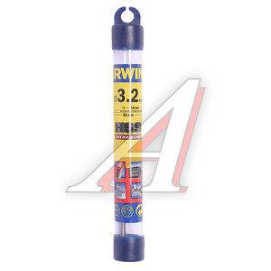 Сверло по металлу 3.2х65мм HSS Titanium IRWIN 10502578,