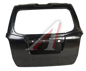 Дверь SSANGYONG Rexton (02-) задка (под молдинг, открывающееся стекло) (уценка) OE 6401108334