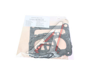 Прокладка ЗИЛ-130 компрессора комплект (6шт.) паронит ПАК-АВТО 130-350*РК, 130-3509043 А