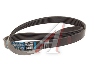 Ремень приводной поликлиновой 6PK1090 NISSAN Primera (P11) DONGIL 6PK1090, 11920-9F615