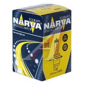 Лампа H4 24V 100/90W P43t NARVA 48991, N-48991