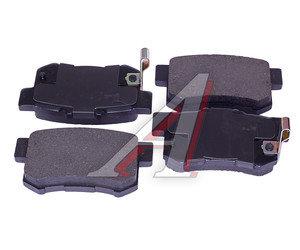 Колодки тормозные HONDA Accord,Civic,CR-V (91-) задние (4шт.) SANGSIN SP1076R, GDB3154