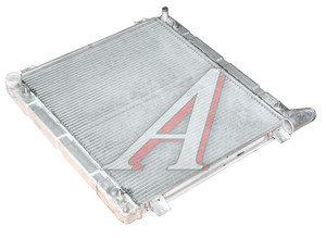 Радиатор ГАЗ-3302 Бизнес алюминиевый, дв.CUMMINS ЛРЗ 073-1301010, ЛР073.1301010