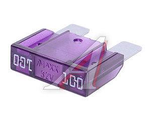 Предохранитель флажковый 100A maxi FLOSSER Flosser 3148100(3048100)
