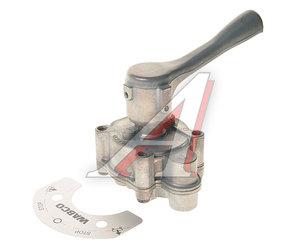 Кран BPW DAF MERCEDES ручного управления пневмоподвеской прицепа WABCO 4630320200, 463.032.020.0
