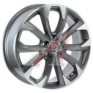 Диск колесный литой MAZDA CX-5 R19 MZ93 GMF REPLICA 5х114,3 ЕТ50 D-67,1