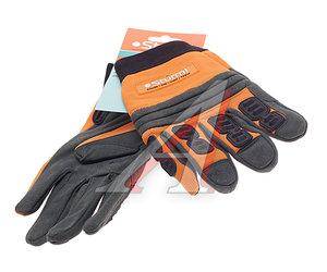 Перчатки рабочие алькантара STURM 8054-03-L