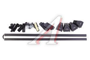 Багажник SKODA Octavia (04-) прямоугольный алюминий комплект LUX 692773 Skoda Octavia, 692773