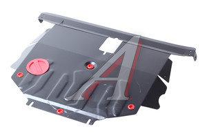 Защита картера TOYOTA Corolla BYD F3 (02-06/05-) (1.6) АВТОБРОНЯ 111.05722.3