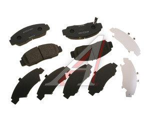 Колодки тормозные HONDA Civic (06-) (1.8) передние (4шт.) OE 45022-SNB-E01, GDB3268/45022-SNB-000