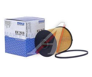 Фильтр топливный MERCEDES (W202,W210,W163,W220) (TDI) MAHLE KX70D, A6110900652