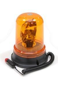 """Маяк проблесковый 12V стационарн., на магните, в прикуриватель """"АВТОТОРГ"""" АТ14240, АТ-124/12"""