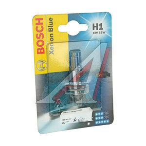 Лампа H1 12V 55W Xenon Blue блистер BOSCH 1987301011,