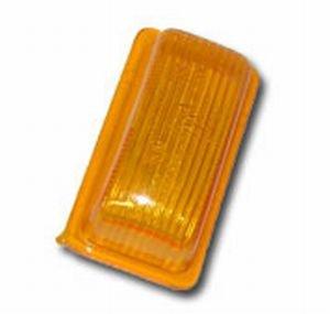 Рассеиватель фонаря габаритного 110309 (желтый) АВТОТОРГ 1201 С AMBER ж, 110308С ж
