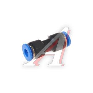 Фитинг для пластиковых трубок 6x6мм ROCK FORCE RF-SPU06