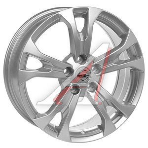Диск колесный литой NISSAN X-Trail (07-) R18 NS112 S REPLICA 5х114,3 ЕТ40 D-66,1