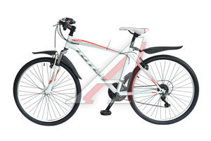 """Велосипед 26"""" 21-ск. белый LUDI TOTEM T15B213 B, T15B213"""