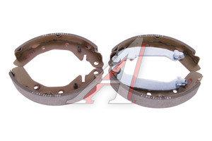 Колодки тормозные DAEWOO Matiz (98-) CHEVROLET Spark (05-) задние барабанные (4шт.) OE 96446178, GS8645