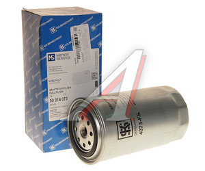 Фильтр топливный IVECO Stralis,EuroStar,Trakker грубой очистки (М16х1.5мм,со сливом) KOLBENSCHMIDT 50014073, KC214, 2992662/42540058/500354176