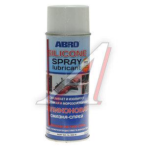 Смазка силиконовая спрей 283г ABRO ABRO SL-900-R, SL-900-R