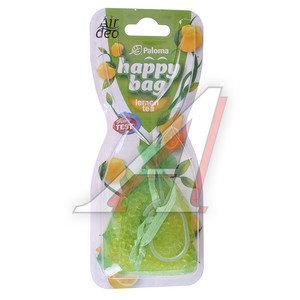 Ароматизатор подвесной гранулы (лимон) мешочек Happy Bag PALOMA Happy Bag 210912 Лимон, 210912