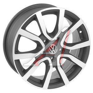 Диск колесный литой VW Golf,Jetta (05-) R16 VW67 MBFP REPLICA 5х112 ЕТ50 D-57,1,