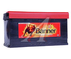 Аккумулятор BANNER Power Bull 95А/ч обратная полярность 6СТ95 P95 33