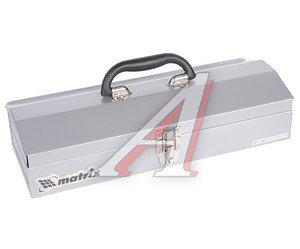 Ящик для инструмента металлический 410х154х95мм MATRIX 906035