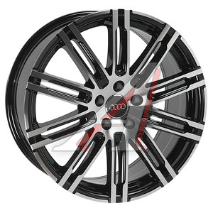 Диск колесный литой AUDI Q7 (15-) R19 A101 BKF REPLICA 5х112 ЕТ28 D-66,6
