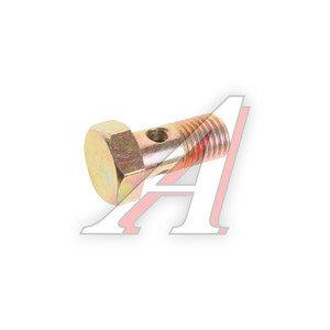 Болт SCANIA дренажный (обратка) (M8,длина резьбы 10мм) DIESEL TECHNIC 975005, 112121/2911222700/7908001, 06783490006/A3269900163/74033/7400074033