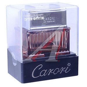 Ароматизатор на панель приборов жидкостный (тутти-фрутти) с пробником Lux CARORI LUX-2