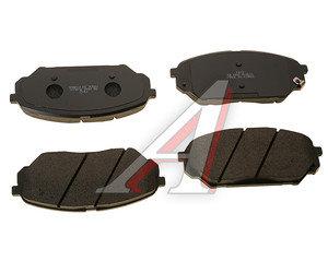 Колодки тормозные HYUNDAI ix55 KIA Sportage (12-) передние (4шт.) SANGSIN SP1203, GDB3527, 58101-3JA00