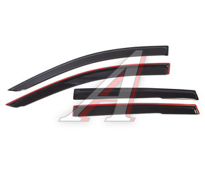Дефлектор двери FORD Mondeo седан (00-07) F2013,
