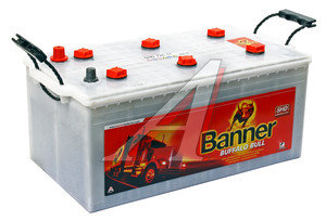 Аккумулятор BANNER Buffalo Bull 225А/ч 6СТ225 725 11, 725 11