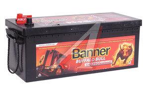 Аккумулятор BANNER Buffalo Bull SHD PRO 180А/ч 6СТ180