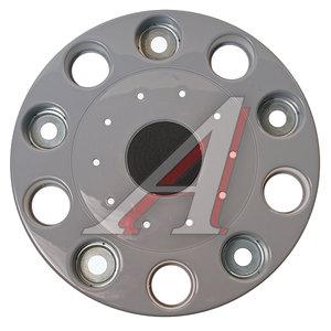 Колпак колеса R22.5 переднего пластик (серый ) АВТОТОРГ АТ-9213, AT59227