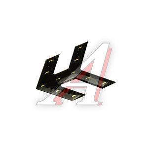 Повторитель поворота 12V Red 11 LED двойная стрелка GLIPART GT-30465R