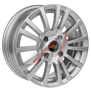 Диск колесный литой DAEWOO Gentra CHEVROLET Lacetti R15 CH57 S REPLICA 4х114,3 ЕТ44 D-56,6