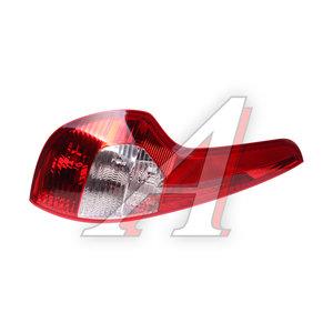 Корпус ВАЗ-2192 фонаря заднего левый ДААЗ 2192-3716021