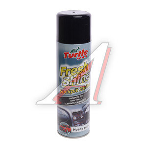 "Полироль пластика TURTLE WAX FRESH SHINE ""новый авто"" 500мл TURTLE WAX TURTLE WAX FG6528, 82654"