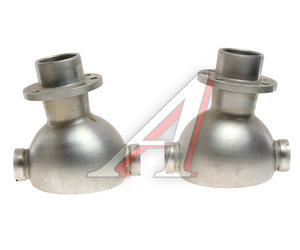 Опора шаровая УАЗ-3163,315195 кулака поворотного кастор.+5 (2шт.), Хром-Алмазное покрытие ВАКСОИЛ 3162-2304012