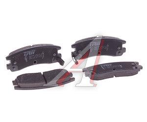 Колодки тормозные OPEL Sintra передние (4шт.) TRW GDB1309, 1605939