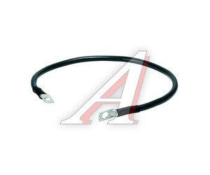 Провод АКБ соединительный перемычка L=500мм S=25мм наконечник-наконечник D=10мм CARGEN AX-629