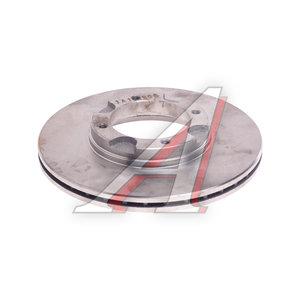 Диск тормозной HYUNDAI Accent (94-) передний (1шт.) NIPPARTS J3300501, DF1958, 51712-21350