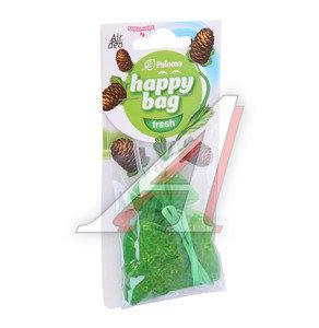 Ароматизатор подвесной гранулы (свежесть) мешочек Happy Bag PALOMA Happy Bag 210903 Свежесть, 210903