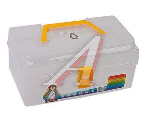 Ящик для инструмента прозрачный T-22 T-22, 610454