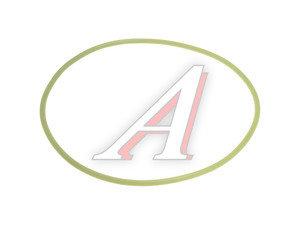 Кольцо ЯМЗ гильзы уплотнительное узкое силикон 236-1002024-А