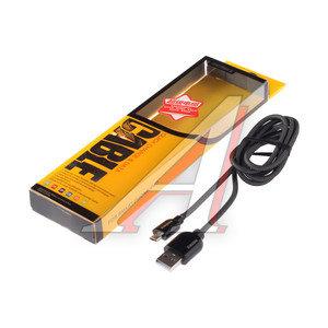 Кабель micro USB 1м черный REMAX REMAX RM-000086